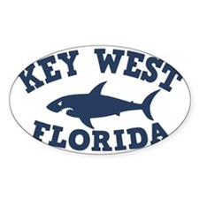shark-keywest-CAP Decal