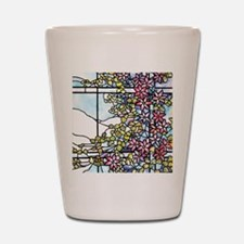 Floral Skylight - Fenway Gate Shot Glass