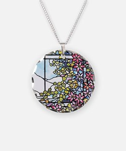 Floral Skylight - Fenway Gat Necklace