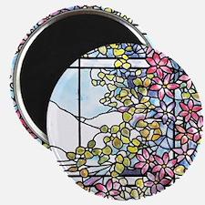 Floral Skylight - Fenway Gate Magnet