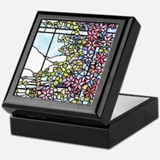 Floral Skylight - Fenway Gate Keepsake Box