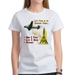 Funny Political Women's T-Shirt