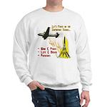 Funny Political Sweatshirt