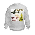 Funny Political Kids Sweatshirt