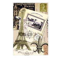 Everything Paris Postcards (Package of 8)