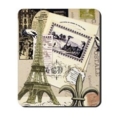 Everything Paris Mousepad