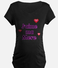 Jaime ma Mere-French T-Shirt