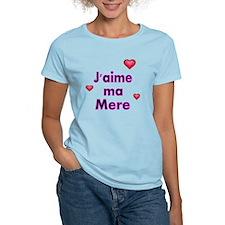 Jaime ma Mere-French T-Shirt