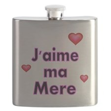 Jaime ma Mere-French Flask