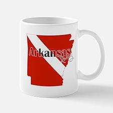 Arkansas Diver Mug