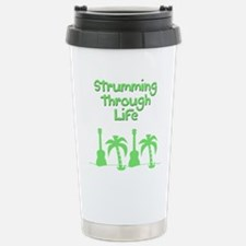 Ukulele uke ukelele Travel Mug