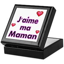 Jaime ma Maman Keepsake Box