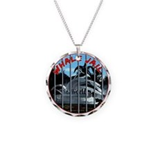 Whale Jail Necklace