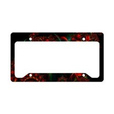 Dragon - Coin Purse License Plate Holder