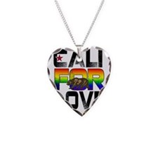 Cali For Love LGBT California Necklace