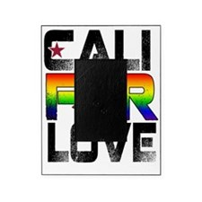 Cali For Love LGBT California  Picture Frame