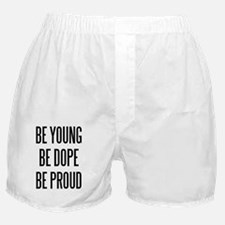 Lana Del Rey Be Young, Be Dope, Be Pr Boxer Shorts