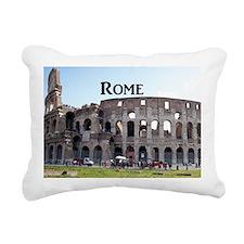 Rome_18.8x12.6_Colosseum Rectangular Canvas Pillow