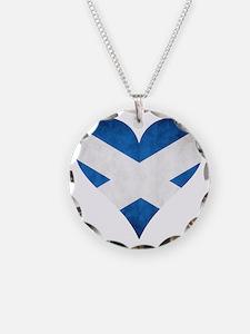 Scotland heart Necklace