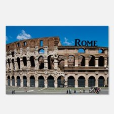 Rome_12.2x6.64_Colosseum Postcards (Package of 8)