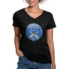 Caution Chemtrails - T Shirt