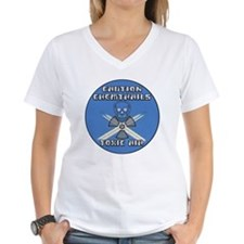 Caution Chemtrails - Toxic  Shirt