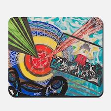 Frank Stella Mousepad