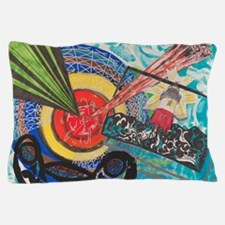 Frank Stella Pillow Case