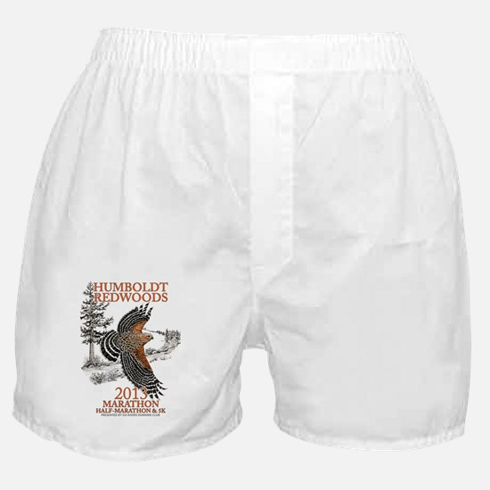 HRM STICKER Boxer Shorts