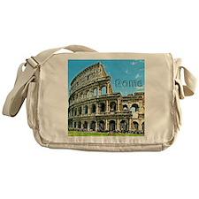 Rome_11x9_Colosseum Messenger Bag