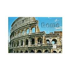 Rome_11x9_Colosseum Rectangle Magnet