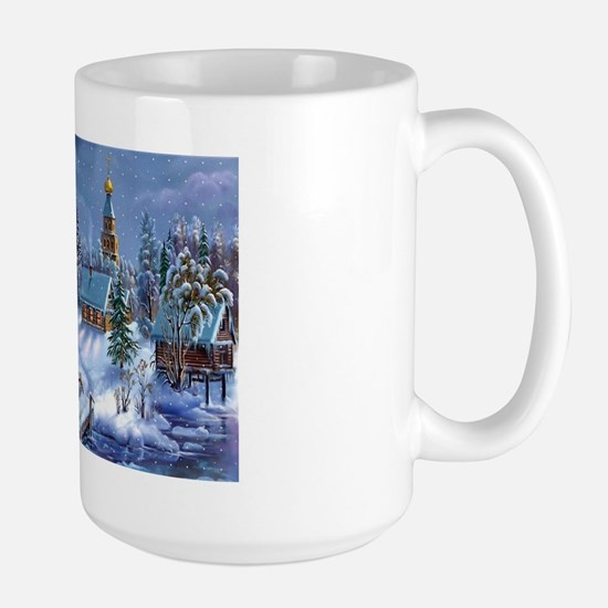 Winter Wonderland Large Mug