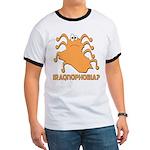 Iraqnophobia Iraq Ringer T Shirt