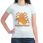 Iraqnophobia Iraq Jr. Ringer T-Shirt