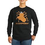 Iraqnophobia Iraq Long Sleeve T-Shirt (Dark)