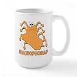 Iraqnophobia Iraq Large Mug