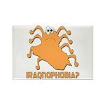 Iraqnophobia Iraq Rectangle Magnets (100 pk)