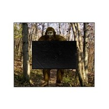 Bigfoot forest Picture Frame
