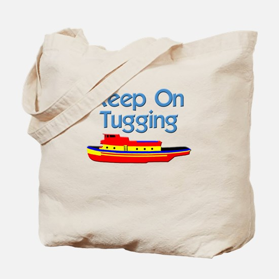 tugboat tug boat tugs Tote Bag