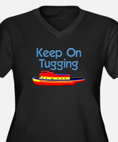 tugboat tug boat tugs Plus Size T-Shirt