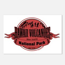 hawaii volcanoes 2 Postcards (Package of 8)