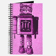 Robot Cat Journal
