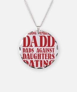 DADD Dads Against Daughters  Necklace