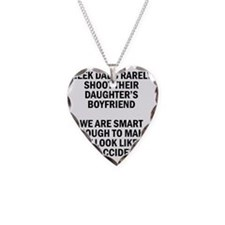 Geek Dads Rarely Shoot (Lt) Necklace
