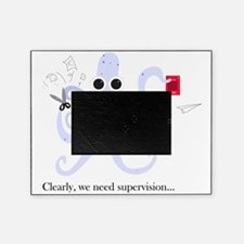 Supervision Picture Frame
