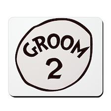 Groom 2 Mousepad
