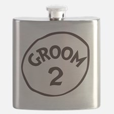 Groom 2 Flask