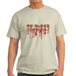 No Blood for Oil T-Shirt (Light)