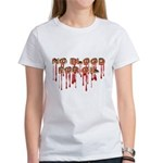 No Blood for Oil Women's T-Shirt