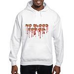 No Blood for Oil Hoodie (Sweatshirt)